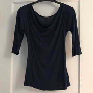 Banana Republic- 3/4 sleeve shirt